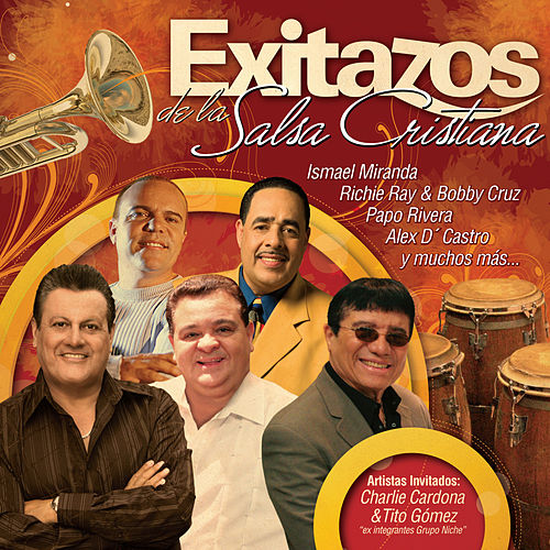 Exitazos de la salsa Cristiana by Various Artists