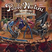 Recorded Live At Preservation Hall by Paolo Nutini