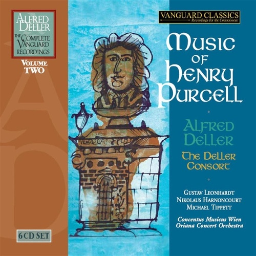 Music of Henry Purcell von Various Artists