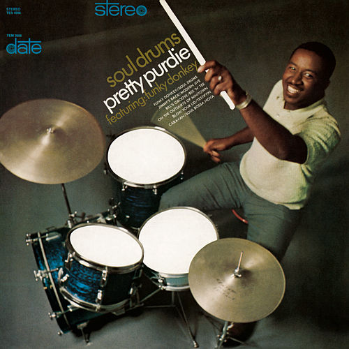 Soul Drums (With Bonus Tracks) by Bernard 'Pretty' Purdie