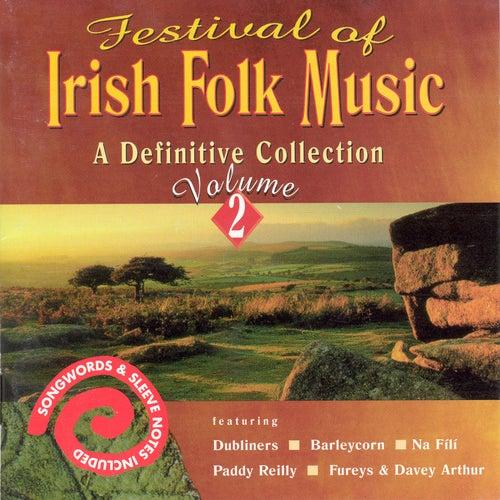 Festival Of Irish Folk Music - Volume 2 by Various Artists