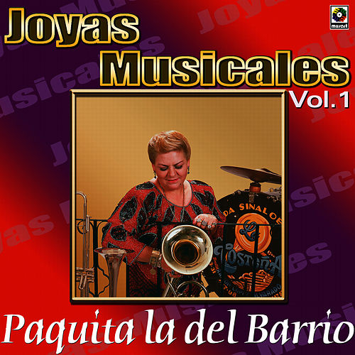 Exitos Con Banda Vol.1 by Paquita La Del Barrio