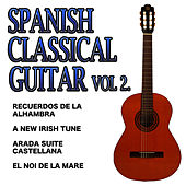 Spanish Classical Guitar Vol.2 by Andres Segovia