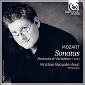Play & Download Mozart: Keyboard Music Vol. 1 by Kristian Bezuidenhout | Napster