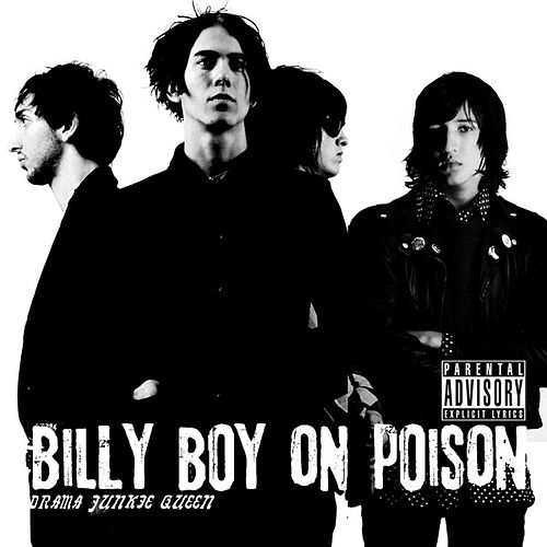Drama Junkie Queen by Billy Boy on Poison