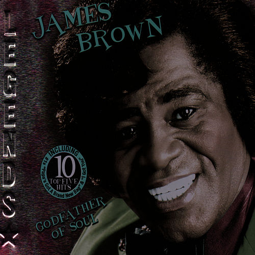 Godfather of Soul by James Brown