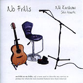 No Frills - Solo Acoustic by Nik Kershaw