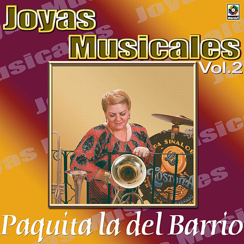 Play & Download Exitos Con Banda Vol.2 by Paquita La Del Barrio | Napster