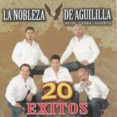 Play & Download 20 Exitos by La Nobleza De Aguililla | Napster