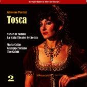 Play & Download Giacomo Puccini: Tosca (Callas,Di Stefano,Gobbi) [1953], Vol. 2 by Chorus | Napster
