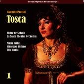 Giacomo Puccini: Tosca (Callas,Di Stefano,Gobbi) [1953], Vol. 1 by Chorus