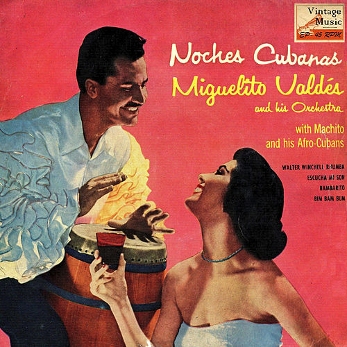 Vintage Cuba Nº 77 - EPs Collectors, 'Noches Cubanas' by Machito