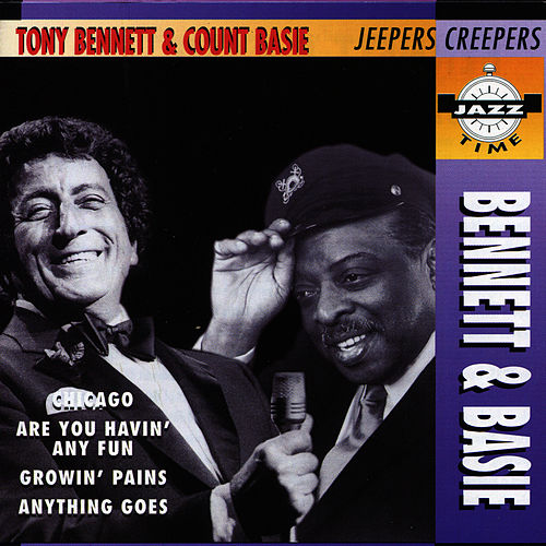 Play & Download Jeepers Creepers by Tony Bennett | Napster