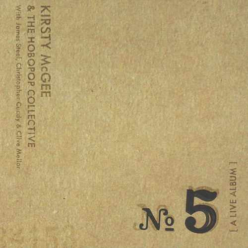 No.5 [A Live Album] by Kirsty McGee