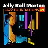 Jazz Progressions Vol. 41 by Jelly Roll Morton