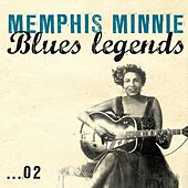 Blues Legends, Vol. 2 by Memphis Minnie