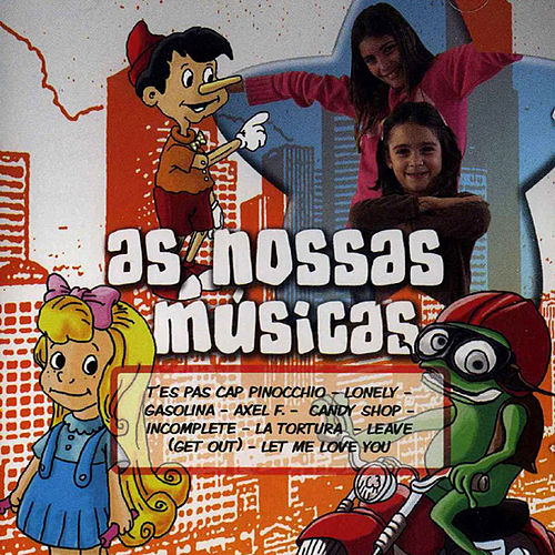As Nossas Musicas by Various Artists