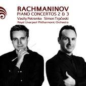 Rachmaninov: Piano Concertos 2 & 3 by Royal Liverpool Philharmonic Orchestra