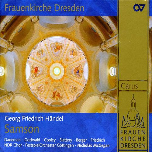 Play & Download Handel, G.F.: Samson [Oratorio] (Mcgegan) by Wolf Matthias Friedrich | Napster