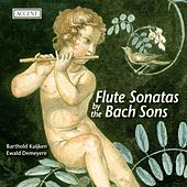 Play & Download Bach Sons - Flute Sonatas by Barthold Kuijken | Napster