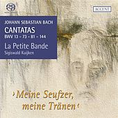 Bach, J.S.: Cantatas for the Complete Liturgical Year - Bwv 13, 73, 81, 144 von Christoph Genz