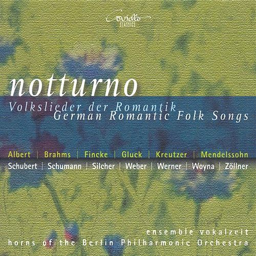 Play & Download Vocal Music (German) - Weber, C.M. Von / Schumann, R. / Mendelssohn, Felix / Schubert, F. / Silcher, F. / Gluck, F. by Berlin Philharmonic Orchestra | Napster