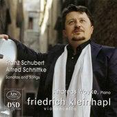 Play & Download Cello Recital: Kleinhapl, Friedrich - Schubert, F. / Schnittke, A. by Friedrich Kleinhapl | Napster