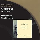 Schubert: Winterreise by Gerald Moore