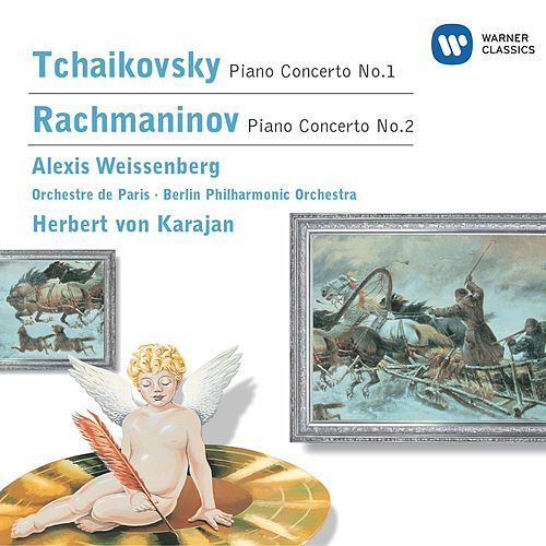 Play & Download Tchaikovsky/Rachmaninov Piano Concertos by Alexis Weissenberg | Napster