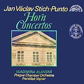 Stich-Punto: Concerti for French Horn and Orchestra by Vladimira Klanska