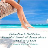Play & Download Relaxation & Meditation: Beautiful Sound of Ocean Waves With Singing Birds by Binaural | Napster