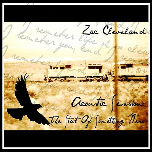Acoustic Sessions: The Start Of Something New by Zac Cleveland