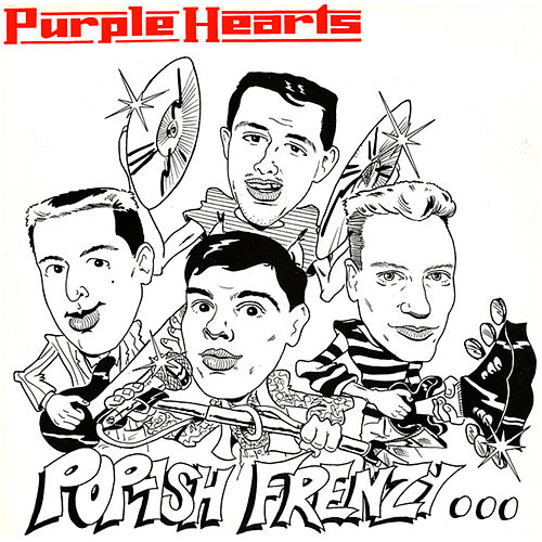 Play & Download Popish Frenzy by Purple Hearts | Napster