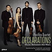 Play & Download Crawford / Hindemith / Janacek: String Quartets by Pacifica Quartet | Napster