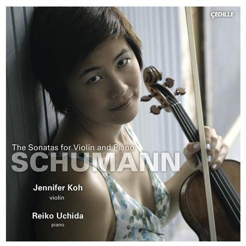Play & Download Schumann: Violin Sonatas Nos. 1-3 by Jennifer Koh | Napster