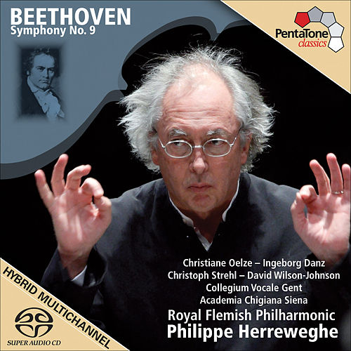 Beethoven, L. van: Symphony No. 9 by David Wilson-Johnson
