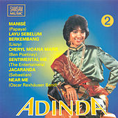 Indonesian Love Songs (Adinda) Vol. 2 by Various Artists