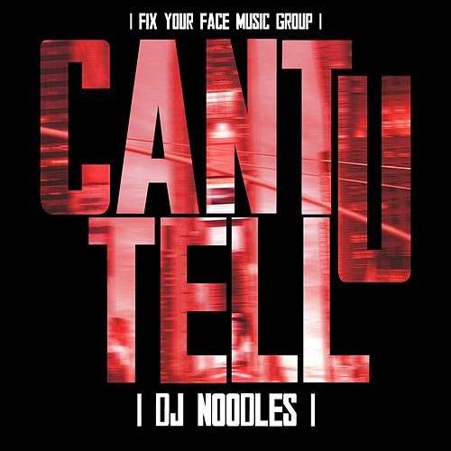Play & Download Can't U Tell by DJ Noodles | Napster