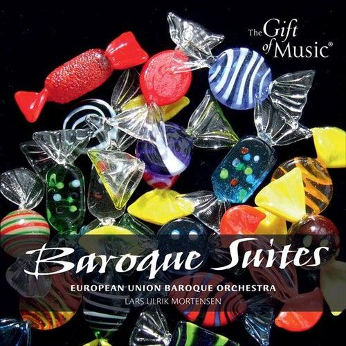 Baroque Suites: J.P. Rameau: Zoroastre Suite - J.J. Fux: Ouverture, E109 - J.S. Bach: Overture (Suite) No. 1 by Lars Ulrik Mortensen