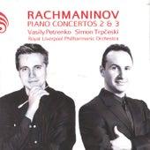 Rachmaninov: Piano Concertos 2 & 3 by Simon Trpčeski