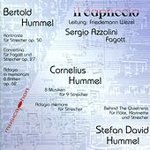 Play & Download Hummel, B.: Contrasts / Concertino for Bassoon and Strings, Op. 27B / Hummel, C.: 8 Musiken Fur 9 Streicher by Various Artists | Napster