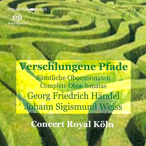 Play & Download Oboe Recital: Schroter, Karla - Handel, G.F. / Weiss, J.S. by Rainer Johannsen | Napster