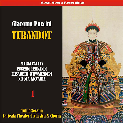 Play & Download Puccini: Turandot [1957], Vol. 1 by Tullio Serafin | Napster