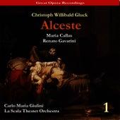 Play & Download C.W. Gluck: Alceste(Callas, Gavarini,Giulini) [1954], Vol. 1 by Milan Teatro alla Scala Orchestra | Napster