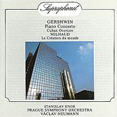 Play & Download Gershwin:  Piano Concerto, Cuban Overture / Milhaud:  La Création du monde. Ballet Music, Op. 81 by Various Artists | Napster