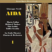 Play & Download Giuseppe Verdi: Aida [1955], Vol. 1 by La Scala Chorus | Napster