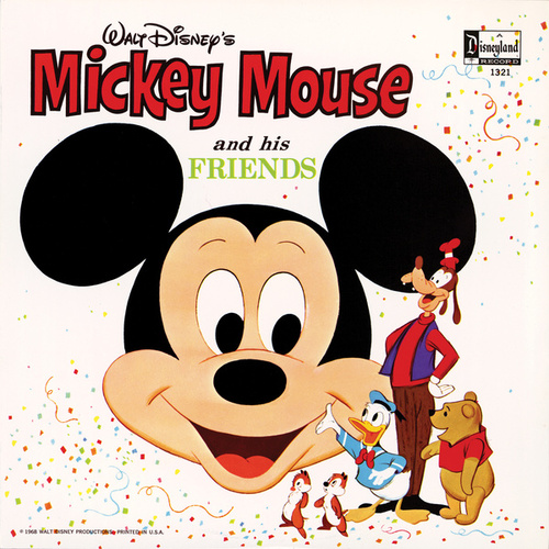 Mickey Mouse and his Friends by Various Artists