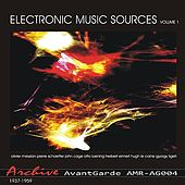 Play & Download Electronic Music Sources Volume 1 by Various Artists | Napster