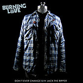 Play & Download Don't Ever Change - Single by Burning Love | Napster