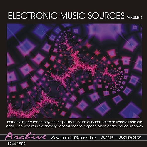 Play & Download Electronic Music Sources Volume 4 by Various Artists | Napster